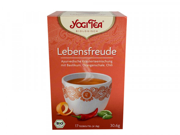 Yogi Tea Lebensfreude